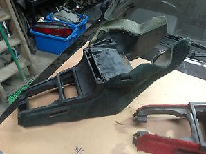 peugeot 205 1.9 1.6 gti 1.4 xs gt all 205 centre console in green